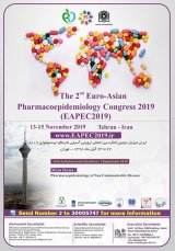 the 2nd Euro-Asian Pharmacoepidemiology congress 2019