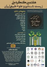 The 7th National Congress on Biology and Natural Sciences of Iran