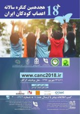 The 18th Annual Congress of Iranian Children