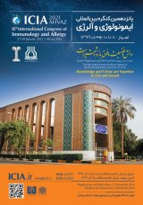 15th international congress of immunology and allergy