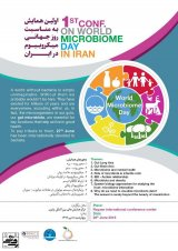 1st conf on world microbiom day in iran