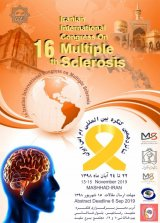 16th iranian international congress on multiple sclerosis