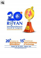 20th congress on reproductive biomedicine and 15th congress on stem cell biology & technology
