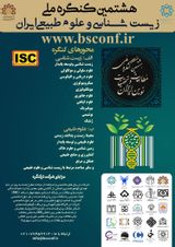 The 8th National Congress on Biology and Natural Sciences of Iran